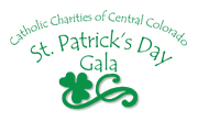 Catholic Charities of Colorado Springs St. Pats Gala!